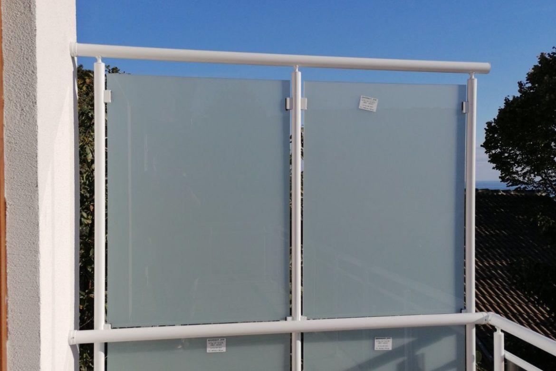 алуминиева преграда